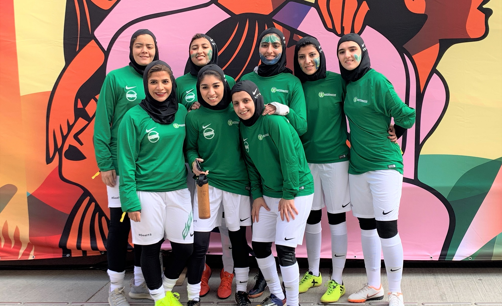 Saudi Greens team players to stage online workouts as part of GGWCup Club  House virtual fitness program - Sports For All